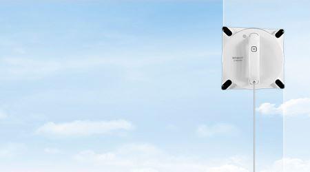 helautomatisk robot fönsterputsare