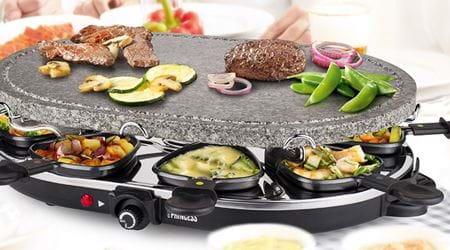 raclette tillbehör recept