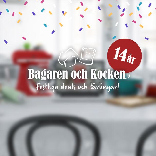 Bagaren och Kocken 14 år